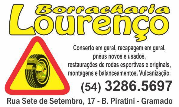 Borracharia Lourenço