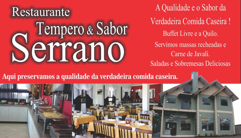 Tempero Sabor Serrano