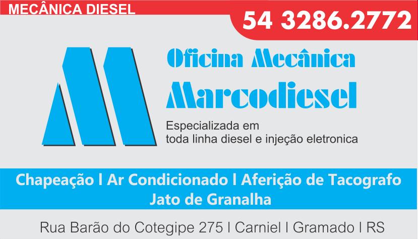 Logo Marcodiesel