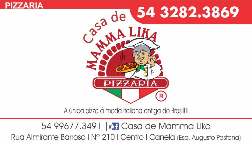 CASA DE MAMMA LIKA