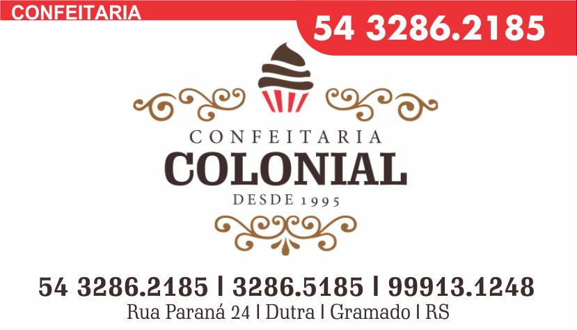 CONFEITARIA COLONIAL