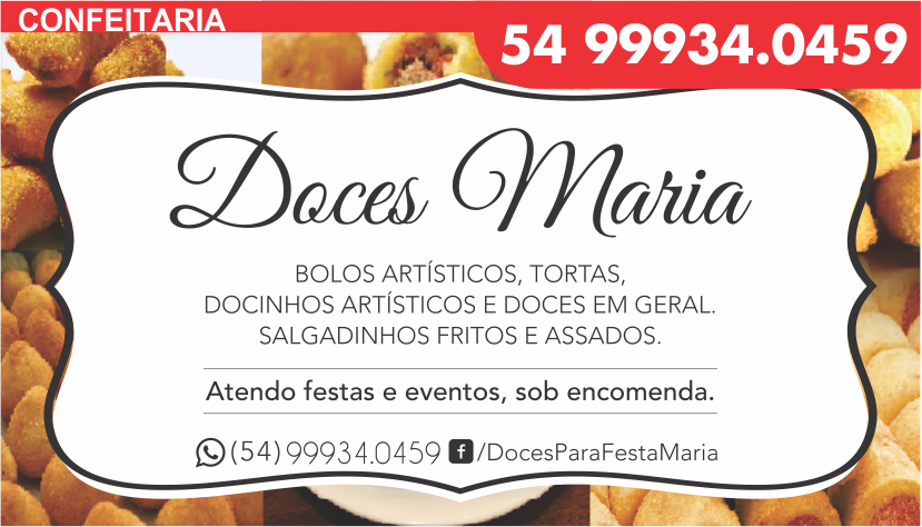 DOCES MARIA