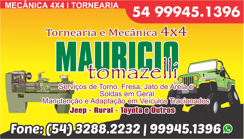 MAURICIO TOMAZELLI