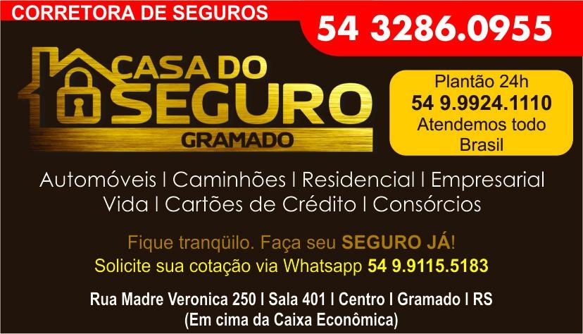 CASA DO SEGURO