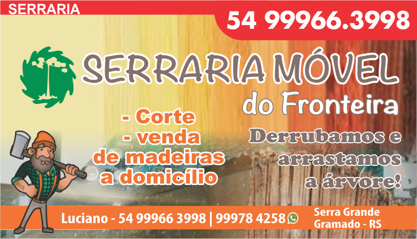 Serraria Móvel